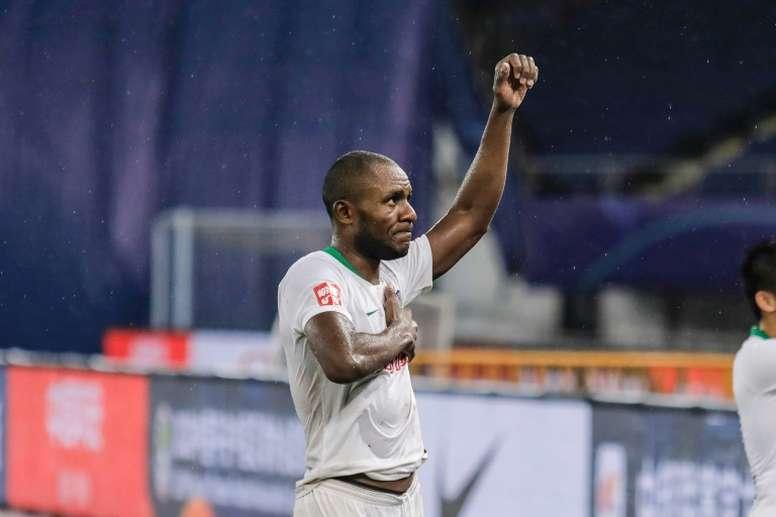 False 'age 41' claim held back my career, says football's Minala
