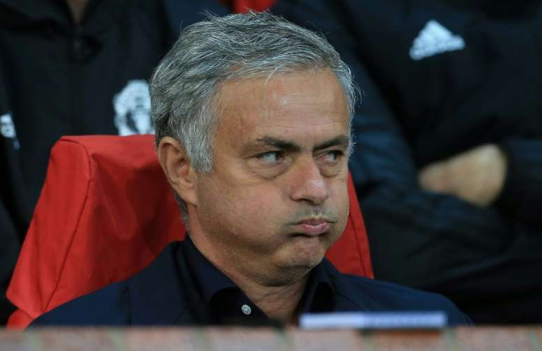 Mourinho may be sacked even if Manchester United beat Newcastle. AFP