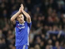 John Terry has been appointed as assistant manager of Aston Villa. AFP