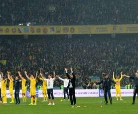 Ukraine reach Euro 2020 as racism blights England win in Bulgaria
