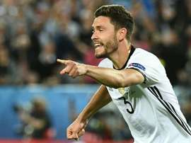 Hector surprised at Euro 2016. AFP