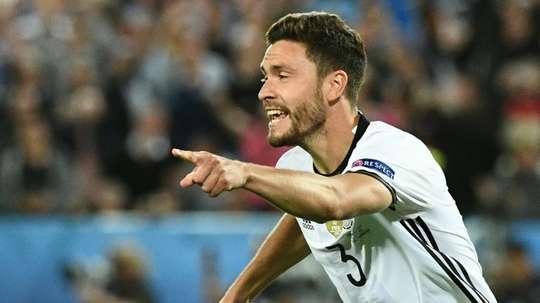 El alemán es un viejo sueño italiano. AFP