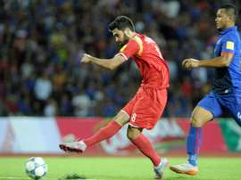 Syria still hold a chance of qualifying for next year's World Cup in Russia. AFP
