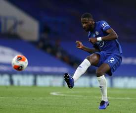 Rüdiger può lasciare il Chelsea. AFP