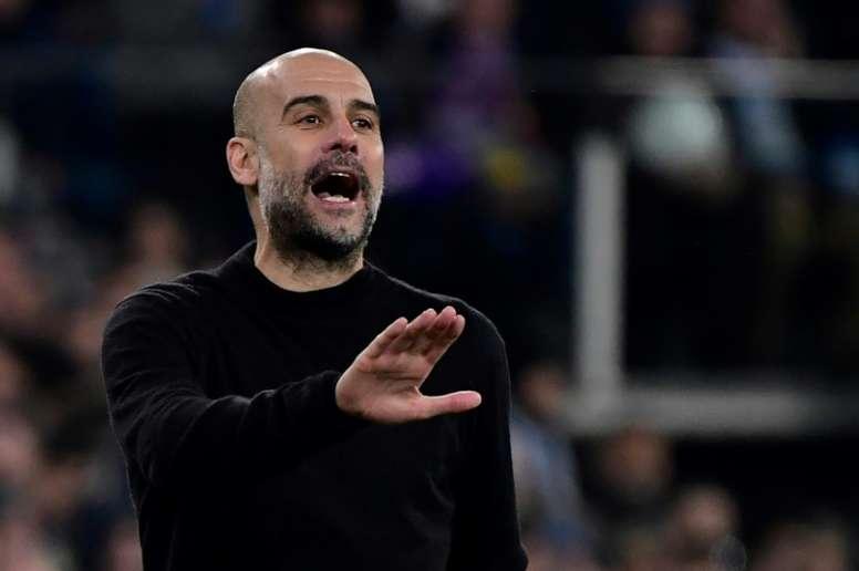 El City le ha pedido calma al Barça: Eric García es intransferible. AFP