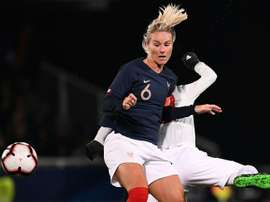 France are one of the favourites for the Woman's World Cup. AFP