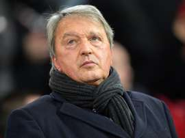 Former Anderlecht chief charged in Mitrovic transfer investigation. AFP