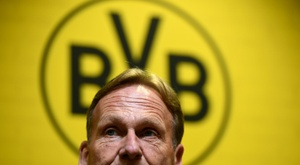 Hans-Joachim Watzke recalls falling out with Thomas Tuchel three years ago. AFP