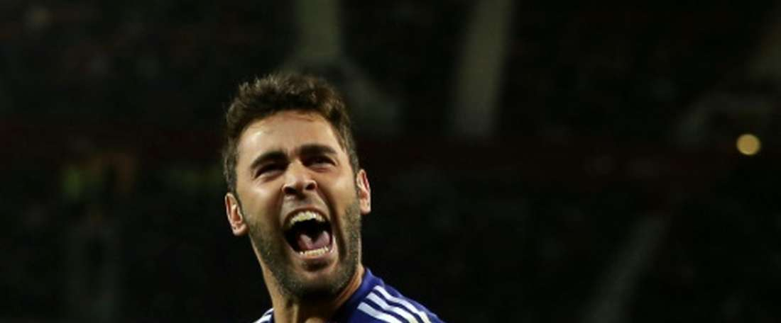 Tomas Mejias has secured a loan deal to Rayo. AFP