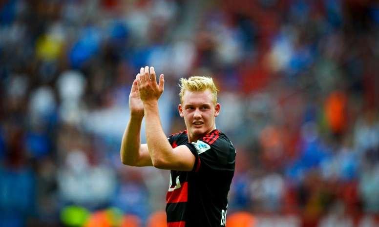 Brandt assure qu'il n'y a rien avec Madrid. AFP