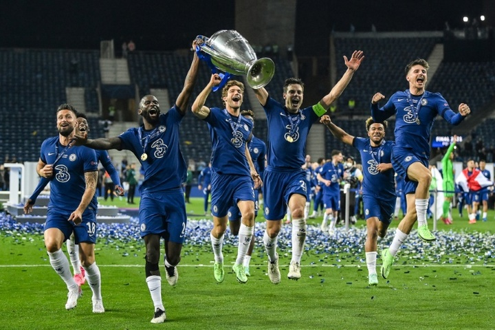 Chelsea are looking to strengthen their squad in the future. AFP