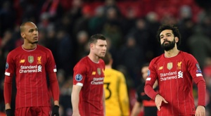 Liverpool's fantastic Premier League season could all be for nothing. AFP