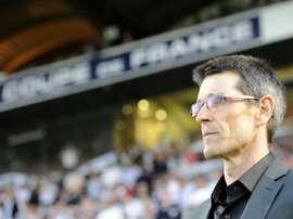 Jean-Louis Garcia, pictured on April 20, 2011, has been named head coach for Troyes next season