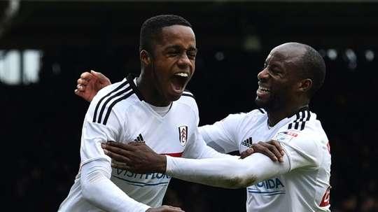 Sessegnon déjà de retour à Fulham ? AFP