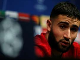 Nabil Fekir has joined Betis from Lyon despite them not playing in Europe next season. AFP