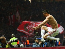 Lewandowski brace seals German Cup. AFP