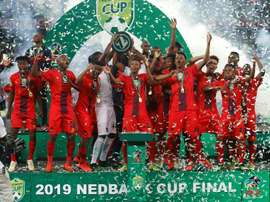 Troubled Nigerian Tornadoes hope to sweep aside CAF Cup rivals. AFP