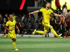 Crew rip New York City 4-1 in MLS playoffs