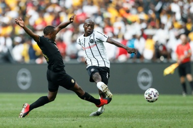 The South African League could be the first major African League to return. AFP