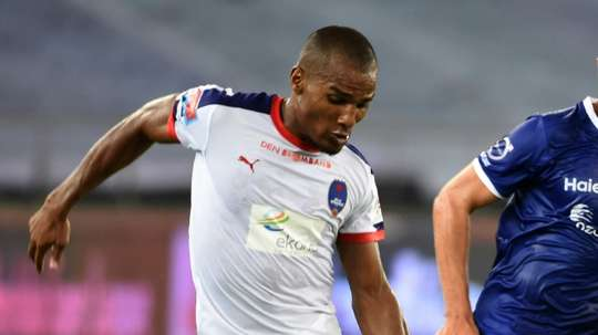 Florent Malouda played for Delhi last season as an attacking midfielder. AFP