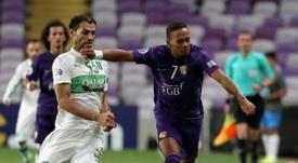 La otra cara del fútbol en Arabia Saudí. EFE