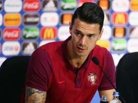 It was a disappointing start to Fonte's new life in China. AFP