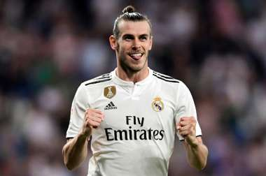 Gareth Bale commence bien. AFP