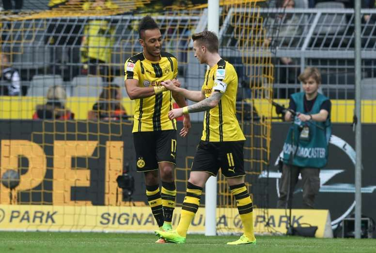 Reus could try his luck elsewhere. AFP