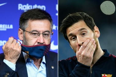 Bartomeu is looking to leave the controversy behind. AFP
