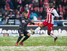 Freiburg came back from 3-0 down against Koln. AFP