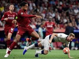 De Messi a Cristiano passando por Kane. AFP
