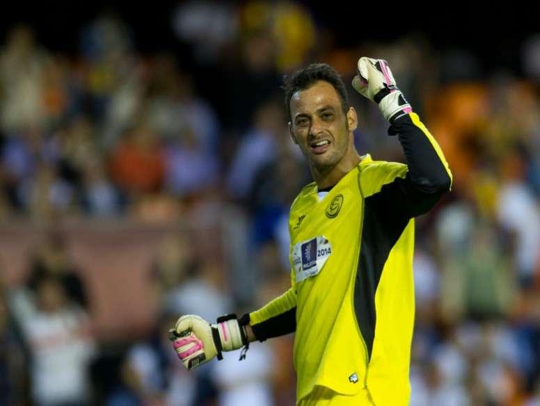 Portuguese goalkeeper Antonio Alberto Bastos, known as Beto has left Sevilla. BeSoccer
