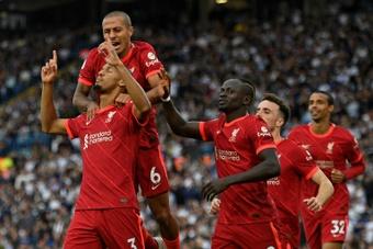 Les Reds renouent avec la victoire. GOAL