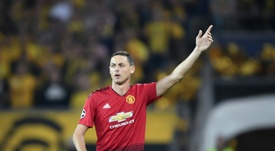 Matic not leaving Manchester United this January. AFP