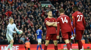 Liverpool have not sat down with Milner to talk about a renewal. AFP