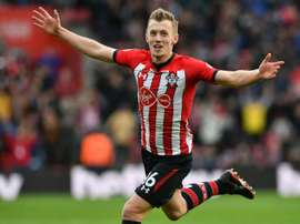 James Ward-Prowse has been in excellent form. AFP