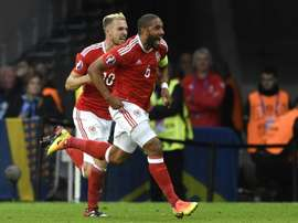 Former Wales player Ashley Williams has retired from professional football. AFP
