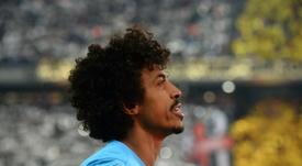 Luiz Gustavo rejoint le Fenerbahçe. AFP