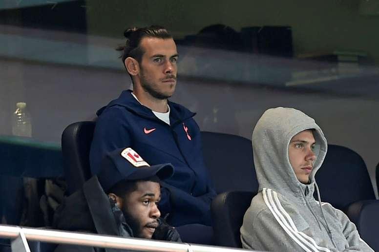 Le grand jour de Gareth Bale. AFP