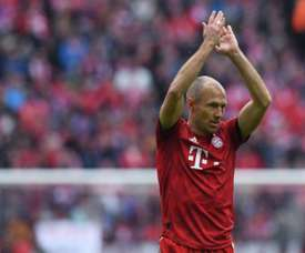 Robben asked for more time for Coutinho. AFP
