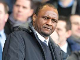 Vieira is currently in charge at New York City. AFP