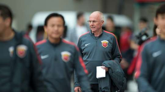 In the Chinese Super League a coach's chances of survival are slim, but it hasn't deterred well-known managers including Sven-Goran Eriksson at Shanghai SIPG