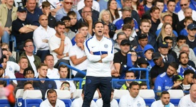 Slow Chelsea start leaves Lampard pleading for patience. AFP