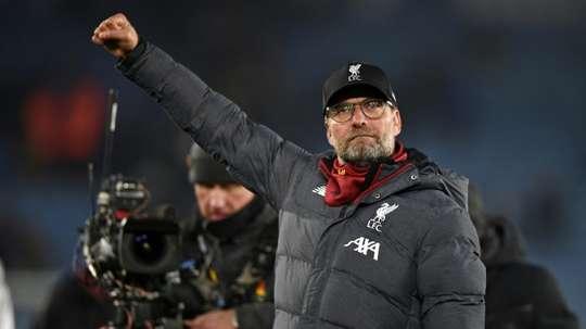 Klopp fait l'éloge de la Juventus. AFP