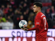 Coutinho hits hat-trick as Bayern rout Werder Bremen. AFP