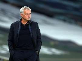 Mourinho évoque le nul face à West Ham. GOAL