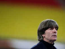 Joachim Low's future as Germany coach will be decided in the coming days. AFP