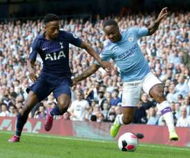 Walker-Peters will play at Southampton for the rest of the season. AFP