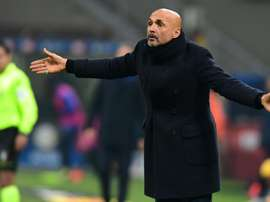 Spalletti a affirmé qu'Icardi n'est pas convocable. EFE