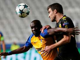 Misfiring Dortmund reject crisis talk